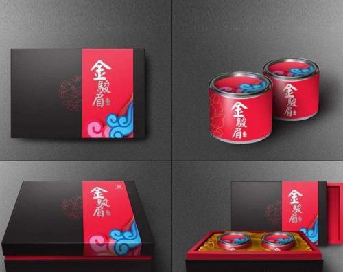 吴中茶叶盒